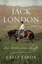 Boek cover Jack London van Earle Labor