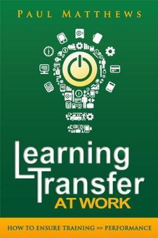 Learning Transfer at Work