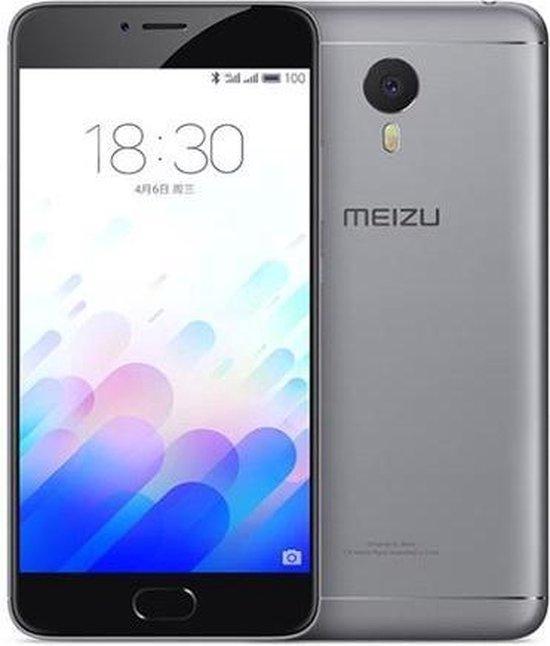 Meizu M3 Note - 16GB - grijs
