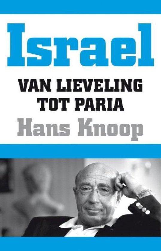 Boek cover Israël van Hans Knoop (Paperback)