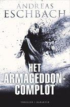 Omslag Het Armageddon-complot