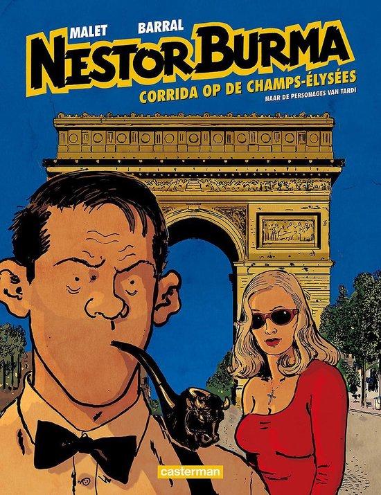 Corrida op de Champs-Élysées - Léo Malet | Fthsonline.com