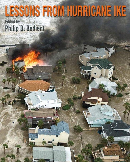 Boek cover Lessons from Hurricane Ike van Philip B. Bedient (Onbekend)