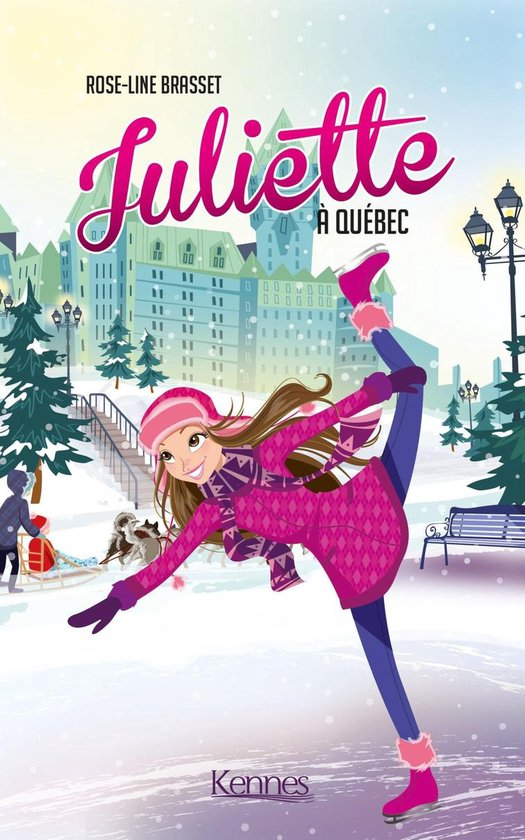 Omslag van Juliette à Québec