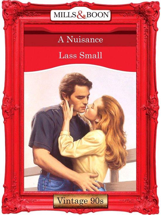 Omslag van A Nuisance (Mills & Boon Vintage Desire)