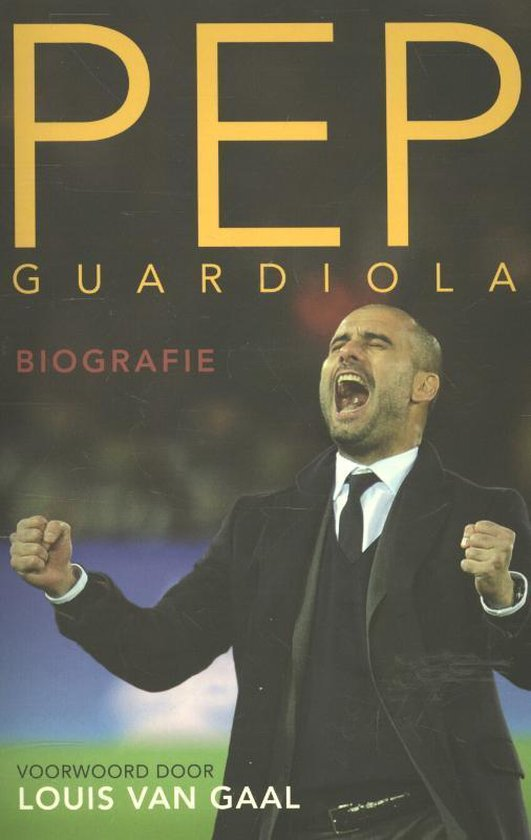 Boek cover Pep Guardiola van Guillem Balagué (Paperback)
