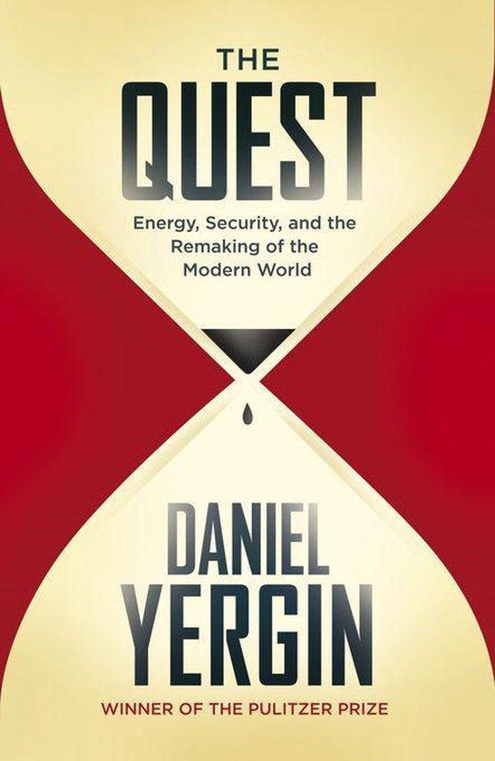 Boek cover The Quest van Daniel Yergin (Onbekend)