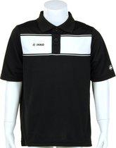 Jako Polo Player Junior - Sportpolo - Kinderen - Maat 128 - Black;White