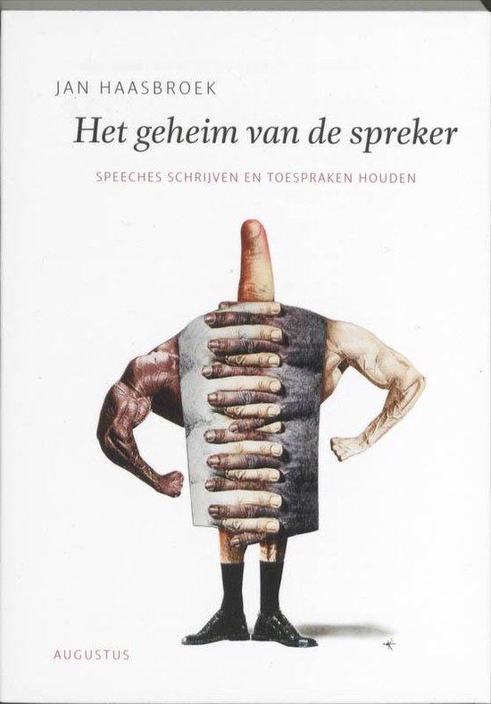 De schrijfbibliotheek 14 - Het geheim van de spreker - Jan Haasbroek  