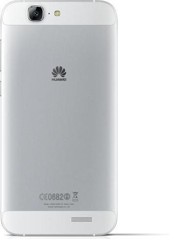 Huawei Ascend G7 - 16GB - Zilver