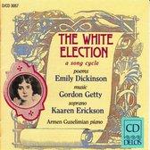 Getty: The White Election / Erickson, Guzelimian