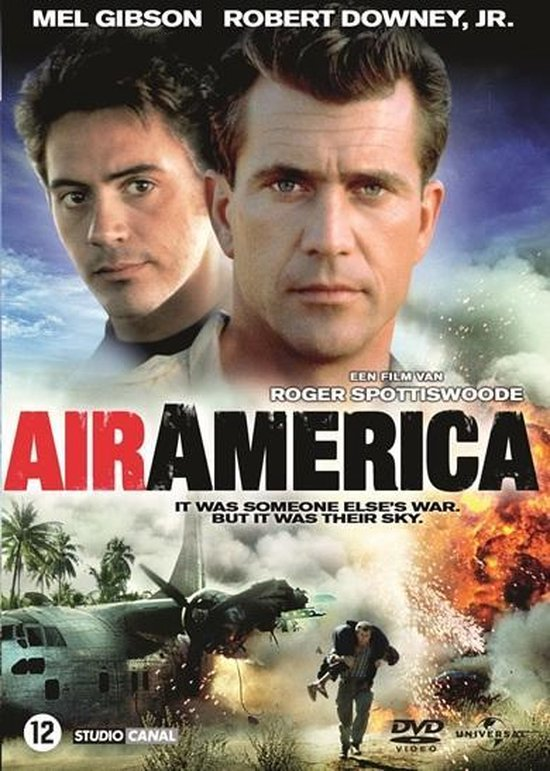 Cover van de film 'Air America'