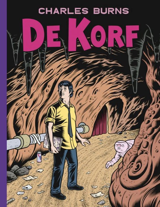 De korf - Dwayne Burns |