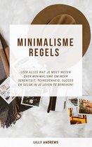 Minimalisme Regels
