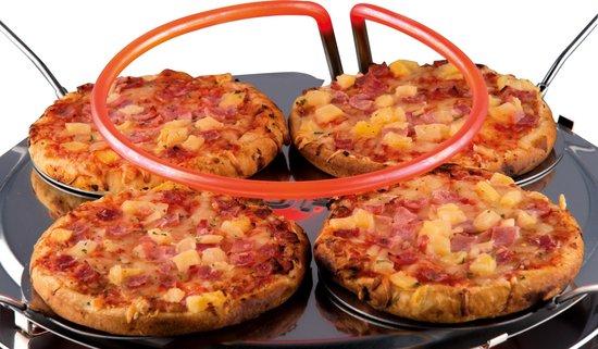 Martino PizzaGusto - Pizza gourmetset - 6 personen