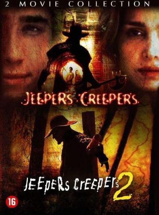 Cover van de film 'Jeepers Creepers 1 & 2'
