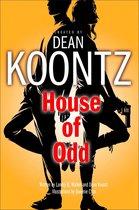 Boek cover House of Odd (Odd Thomas graphic novel) van Dean Koontz