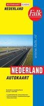 Autokaart Nederland Classic
