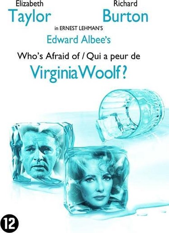 Cover van de film 'Who's Afraid Of Virginia Woolf'