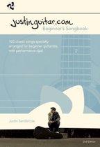 Afbeelding van Justinguitar.com Beginners Songbook