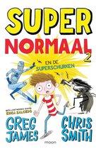 Super Normaal - Super Normaal en de superschurken