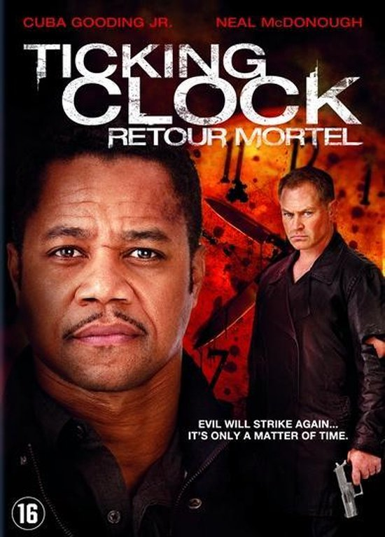 Cover van de film 'Ticking Clock'