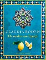 Boek cover De smaken van Spanje van Claudia Roden (Hardcover)
