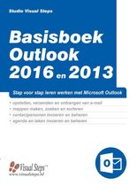 Basisboek Outlook 2016 en 2013