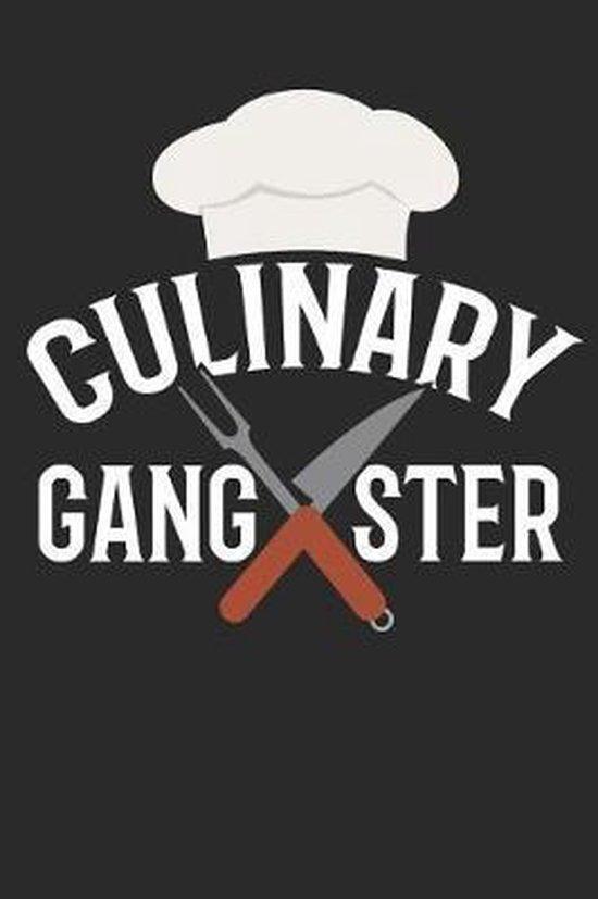 Chefs Culinary Gangster Recipe Book