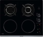 Brandt BPI6413BM kookplaat Zwart Ingebouwd Combi 4 zone(s)