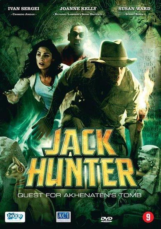 Cover van de film 'Jack Hunter: Quest For Akhenaten's Tomb'