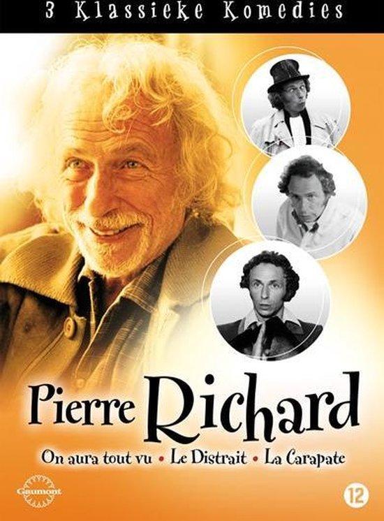 Cover van de film 'Pierre Richard Box'