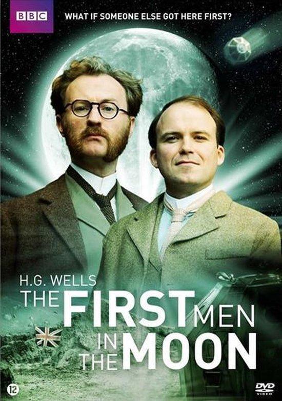Cover van de film 'First Man In The Moon'