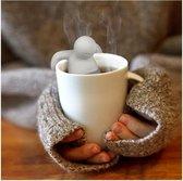 Theemannetje Mr. Tea voor losse thee