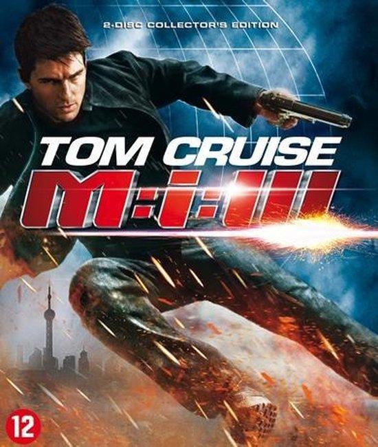 Cover van de film 'Mission: Impossible III'