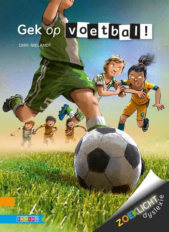 Zoeklicht dyslexie - Gek op voetbal! - Dirk Nielandt |