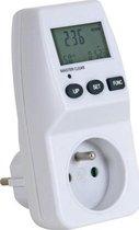 Energiemeter - verbruiksmeter 230V - 16A  - set van 2 stuks