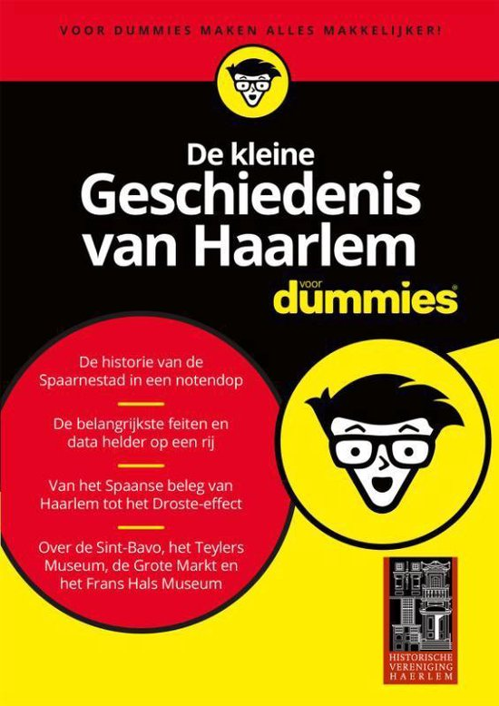 De kleine Geschiedenis van Haarlem voor Dummies - none |