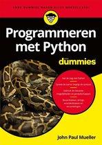 Voor Dummies - Programmeren met Python voor Dummies