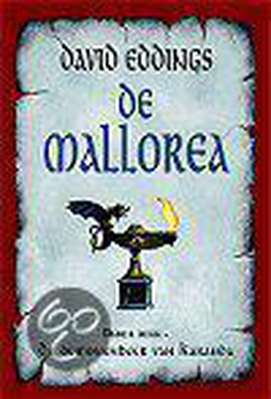 Cover van het boek 'De Mallorea / 3 De demonenheer van Karanda' van David Eddings