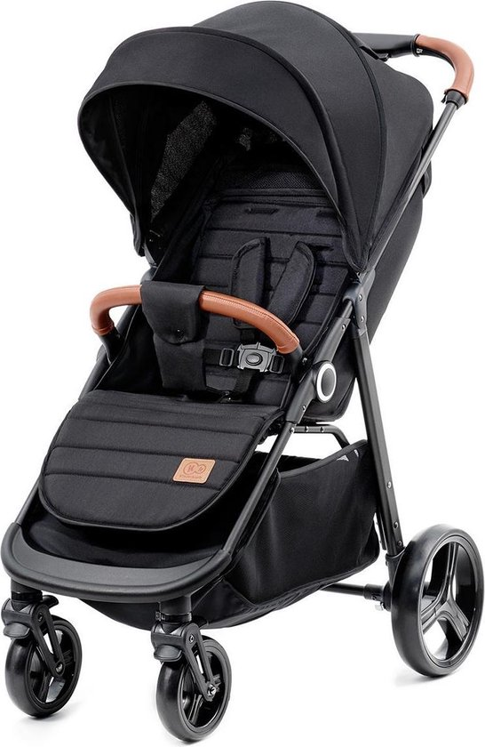 Kinderkraft Wandelwagen - Grande Black