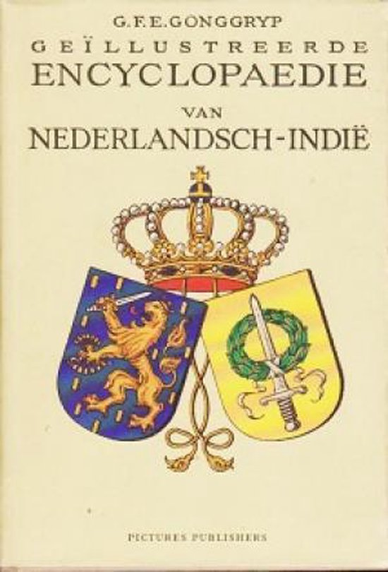 Geillustreerde Encycl Nederlandsch Indie - none |