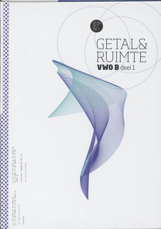 Getal & Ruimte / Vwo B deel 1 - L.A. Reichard | Fthsonline.com