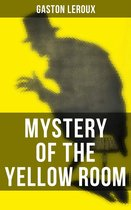 Omslag MYSTERY OF THE YELLOW ROOM