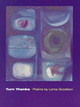 Boek cover Turn Thanks van Lorna Goodison
