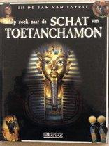 op zoek naar de schat van Toetanchamon