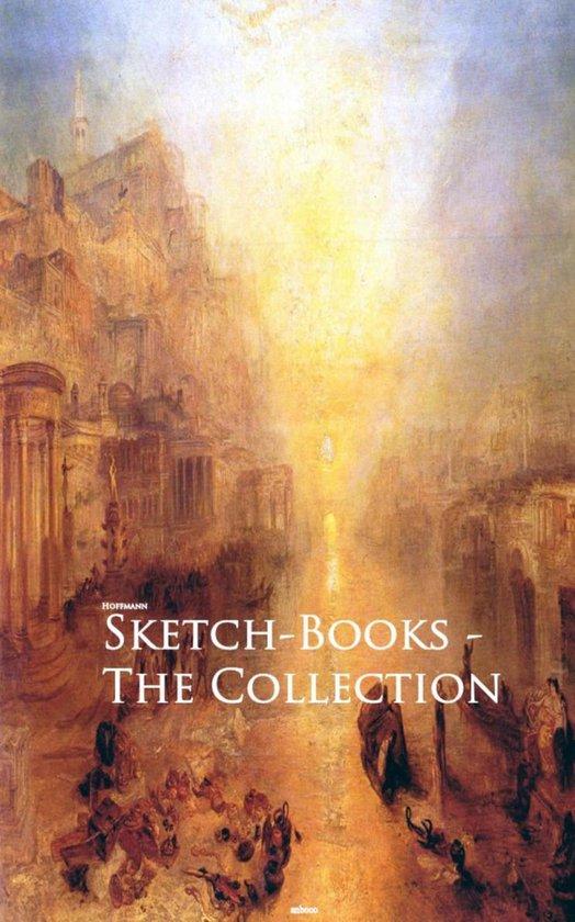 Boek cover Sketch-Books - The Collection van Hoffmann (Onbekend)