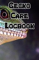 Gecko Care Logbook