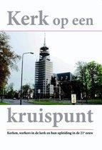 Kerk op een kruispunt