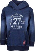 Blue Seven Jongens Sweater Blauw - 864552 - Maat 116